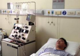 蒋丹清成奉贤今年第三位造血干细胞捐献